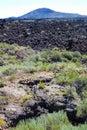 Craters of the Moon - Idaho Royalty Free Stock Photo
