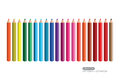 Crayon. Flat Design vector Eps 10 icon.