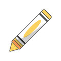 Crayon object and school tool design