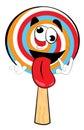 Crazy Lollipop cartoon