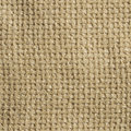 Cream light brown coarse weave fabric background tan Royalty Free Stock Photos