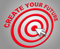 Create Your Future Indicates Forecasting Build And Prediction