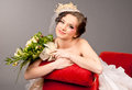 Creative Bride Royalty Free Stock Photography