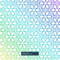 Creative colorful flower style vector background Royalty Free Stock Photo