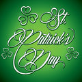 Creative design for st patricks day vector illustration Stock Image