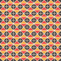 Creative design triangle pattern background stock Royalty Free Stock Photo