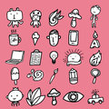 Creative Doodles Icon