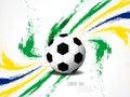Creative Elegant Football Back...