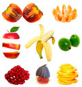 Creative fruit Stock Photo