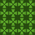Creative green triangle design background pattern vector Stock Photo
