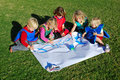 image photo : Creative kids team