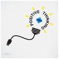 Tvůrčí světlo žárovka nápad  obchod nápad  abstraktní