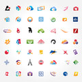 Creative Logo Collection set