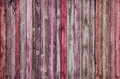 Creative multicoloured Wood Background Royalty Free Stock Photo