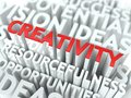 Creativity Concept. Royalty Free Stock Photo