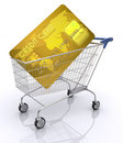 Credit Card International Royalty Free Stock Images