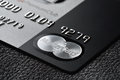 Credit card MasterCard Royalty Free Stock Photo