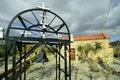 Creece, Crete, Chapel Royalty Free Stock Photo