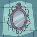 Creepy Mirror