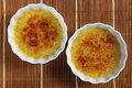 Creme brulee Royalty Free Stock Photos