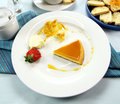 Creme Caramel Stock Photos