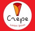 Crepe Logo Design