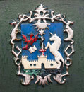 Crest of Eger, Hungary Royalty Free Stock Photo