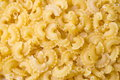 Creste di gallo pasta close up Royalty Free Stock Photo