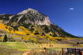 Crested butte Stock Images