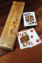 Cribbage Royalty Free Stock Photo