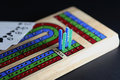 Cribbage board Royalty Free Stock Photo