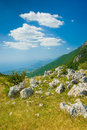 Crimea mountains Stock Photo