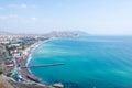 Crimea, Sudak bay Royalty Free Stock Photo