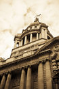 Criminal Courts, London UK Stock Photography