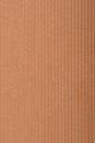 Crinkled cardboard background close up of brown Stock Image
