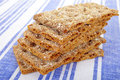 Crispbread Royalty Free Stock Photos