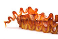 Crispy Bacon Strips Stock Photography