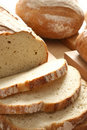 Crispy bread Stock Images