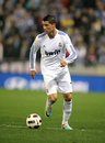 Cristiano Ronaldo of Real Madrid Royalty Free Stock Image