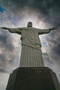 Cristo Redentor Royalty Free Stock Photos