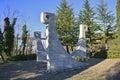 Crni Kal Spomenik