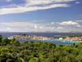 Croatia - city Primosten Royalty Free Stock Photos