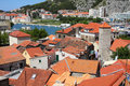 Croatia - Omis Stock Photography