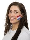 Croatian Girl Stock Photography