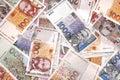 Croatian Kuna banknote Royalty Free Stock Photo