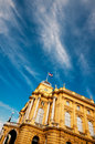 Croatian National Theater, Zagreb Stock Photo