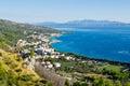 Croatian shore Stock Photo