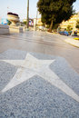 Croatian walk of fame in opatija on lungomare coastal promenade with names famous people Stock Images