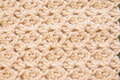 Crochet Texture Royalty Free Stock Image
