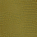 Crocodile skin illustration of leather in shades of green Stock Photography